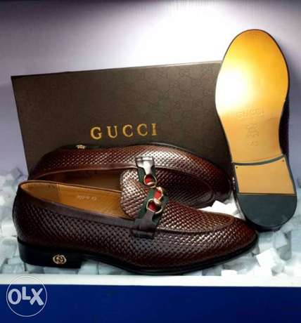 New Gucci brown casual shoe for men Lagos - image 2