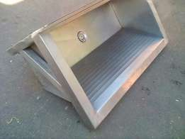 Stainless Steel Washtrough