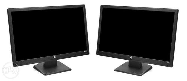 "23"" HP stretch monitor Nairobi CBD - image 1"