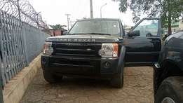 Foreign used Land Rover LR3 (2009)