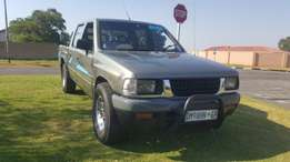 Isuzu KB230 Double Cab Full House