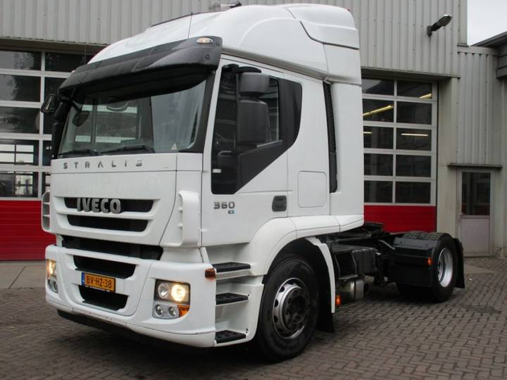 Iveco Stralis At440s36t Euro 5 - 2008