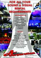 Sound and Equipment Hire