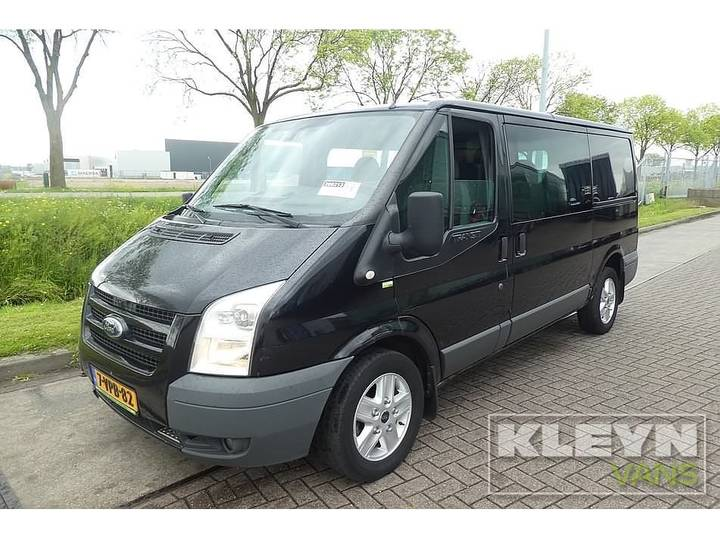 Ford TRANSIT 280M limited dc 140pk - 2011