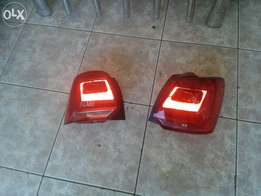 Tsi polo tyre lights