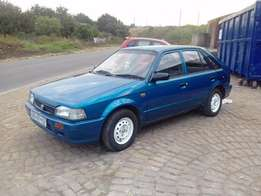 323 Mazda 1300 5Speed accident free R25000