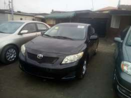 Accident free 2009 Corolla Toks