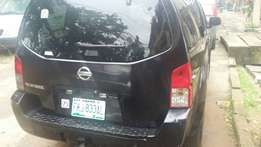 Registered Nissan Pathfinder for sale