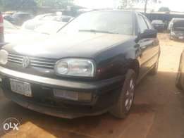 Neatly used golf 3 for sale