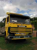 Scania 113 320 (Salvage)