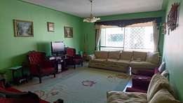 Interesting fully furnished three bedroom