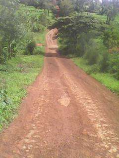 Sale of aquarter piece of land at MUGOYA 200m from the station Embu Town - image 4