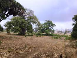 Land for Sale in Malindi.