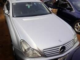 3 months Registered Benz CLS 350