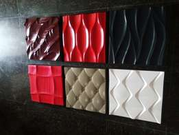 3d wall panels classic. made from gypsum