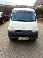 A clean and accident free 2009 Townace for sale