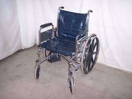 Wheel chairs.