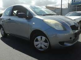 2006 toyota yaris 1.3I aircon and.power steering
