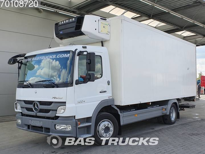 Mercedes-Benz Atego 1224 L 4X2 Lamberet Carrier Ladebordwand Euro 5 - 2007