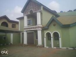 Brand new mini flat at heritage estate iyana ipaja lagos