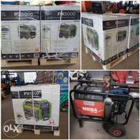 Rent a power generator in the area