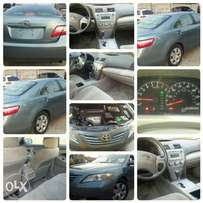 Toyota Camry Le 2007 model super clean