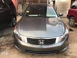 Tokunbo 2010 Honda Accord (Leather,Tin Can Cleared) 2.8M