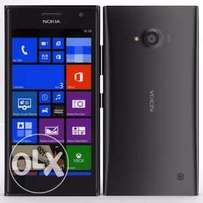 Nokia Lumia 735, clean condition, no dents or scratches