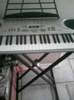 Piano and Stand