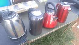 Electric Kettles: UK used
