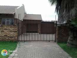 3 bedroom house to rent at Ext 41 witbank