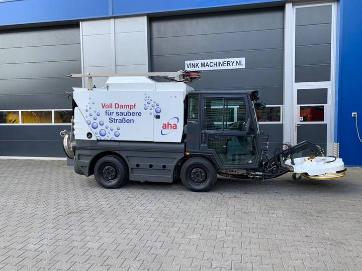 Schmidt Cityjet 3000 hot water street washer - 2014