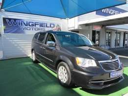 2014 Chrysler GRAND VOYAGER 2.8 LIMITED A/T 76900km's