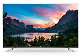 new brand 70 inch tcl smart tv 4k uhd tv ,inbult wifi,youtube,facebook