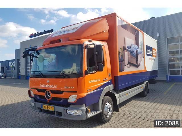 Mercedes-Benz Atego 816 Day Cab, Euro 5, NL Truck - 2011