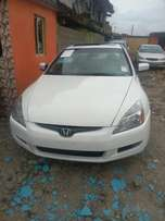 Honda Accord Coupe 2004model