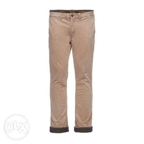 Jachs Bowie Fit Stretch Cotton Chino Ajah - image 1