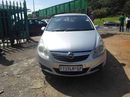 2008 Corsa essentail 1.4