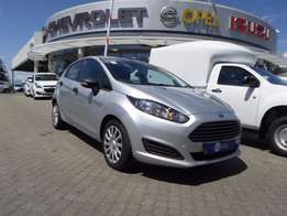 2015 Ford Fiesta 1.0 Ecoboost Ambiente PowerShift 5DR