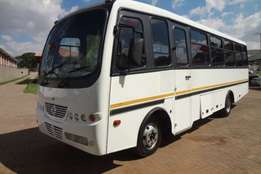 TOYOTA HINO 300 Bus With 32 Seats for sale