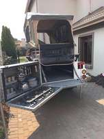 4x4 Camping Trailer with R 15 000 worth of extras