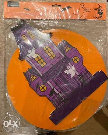 Halloween 2 Tier Cake stand from Lakeland