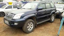 Toyota prado manual diesel at 2.3m neg