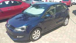 VW Polo 1.6 TDi Comfortline 5 Door