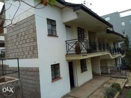A 1 bedroom apartment for letting.