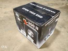 BIC Acoustech PL200 II powered subwoofer