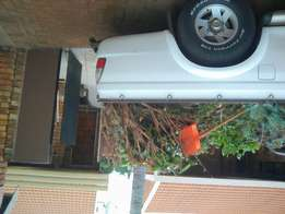 Tree felling rubbish removal waterkloofwe are