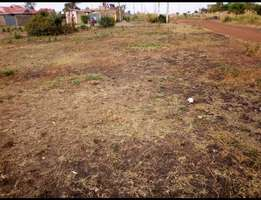 Prime plots for sale with ready title deeds at Ruiru block two estates