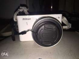 Nikon J1 HD Digital Camera