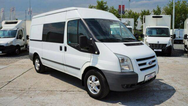 Ford Transit 2.2TDCI/85kw L2H2 5 sitze/klima/ schlafe - 2009